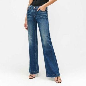 7 For All Mankind Dojo Flared Jean